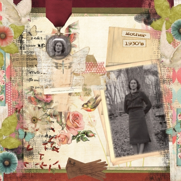 August Swap for Diane