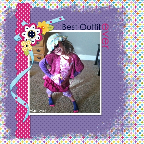 Thurs 11-30 Best Outfit Ever