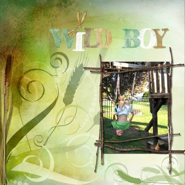 May 2012 SS Club Wild Boy