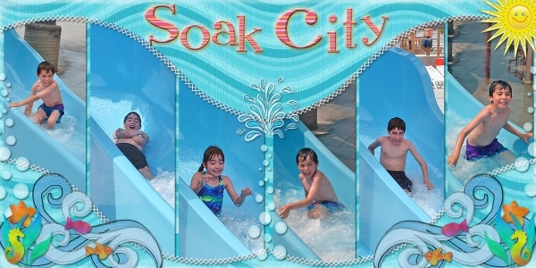 Soak City, Pages 1, 2