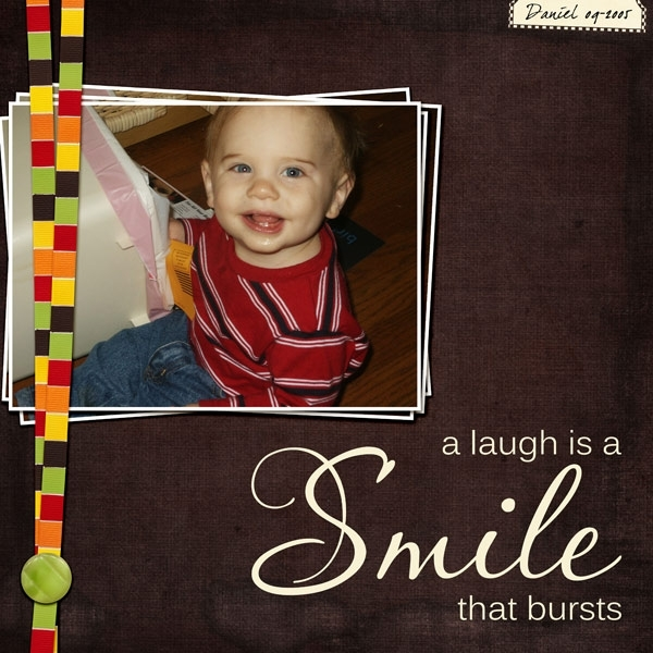 A Smile Is...