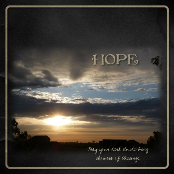 HNC 9/12 - Quote - Hope