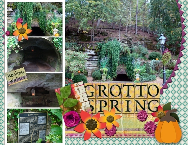 5Nov13 Grotto Spring