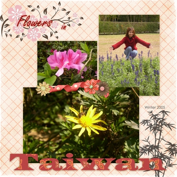 Friday Challenge 18 May (Flowers)