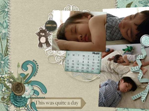 May 2013 Desktop Calendar