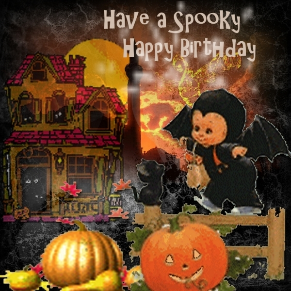 Happy birthday to all celebrating in october