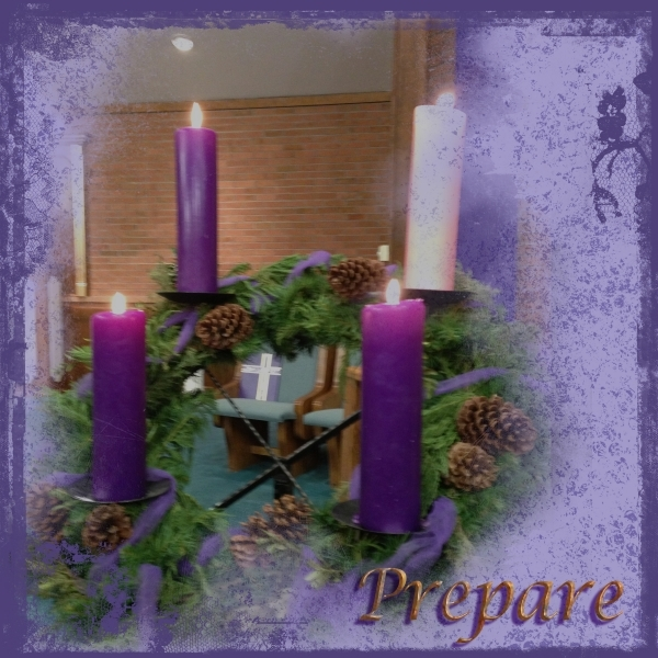 A fast Advent....