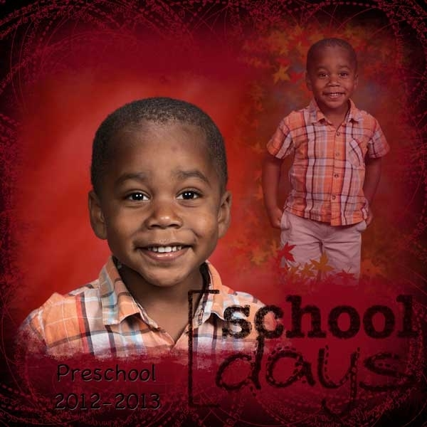 Sweet Boy School Pictures 2012