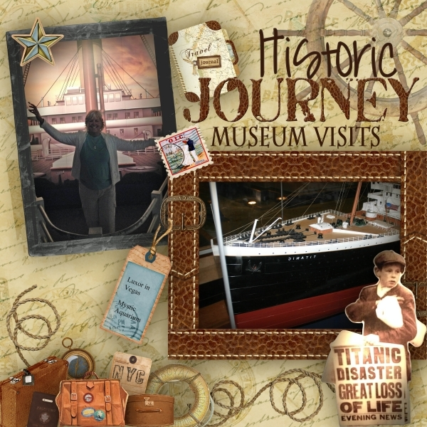 HNC Titanic museums
