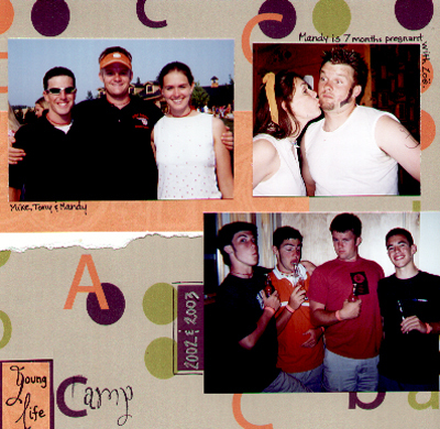 Young Life Camp 2002 & 2003