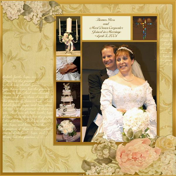 wedding album title page jpg - events