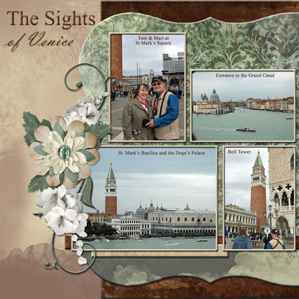 The Sights of Venice