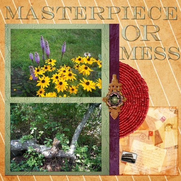Mess or Masterpiece Oct 20 2011