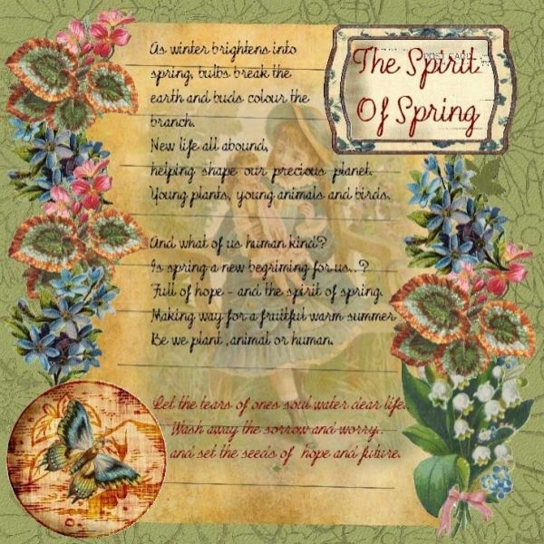 The Spirit of Spring