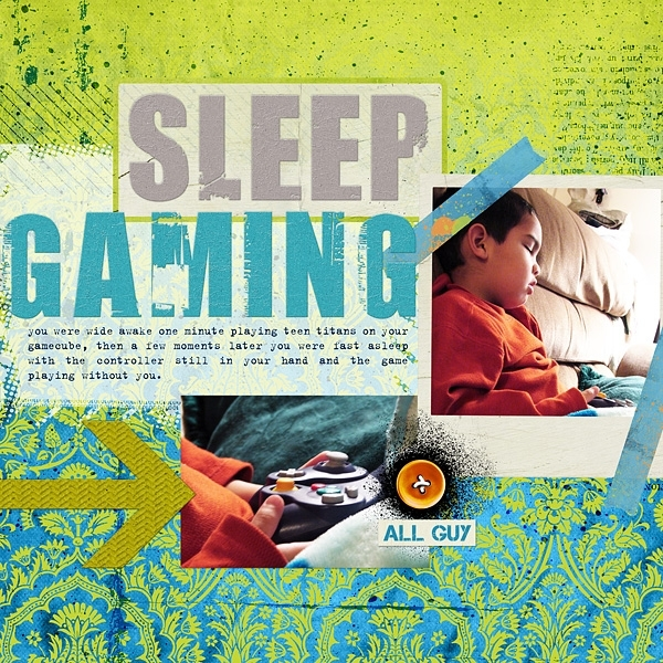Sleep Gaming