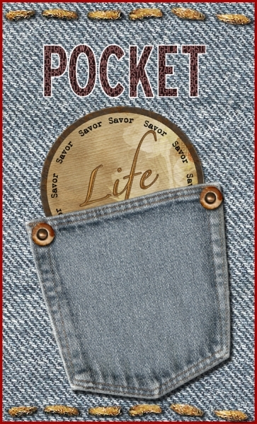 P is for Pocket