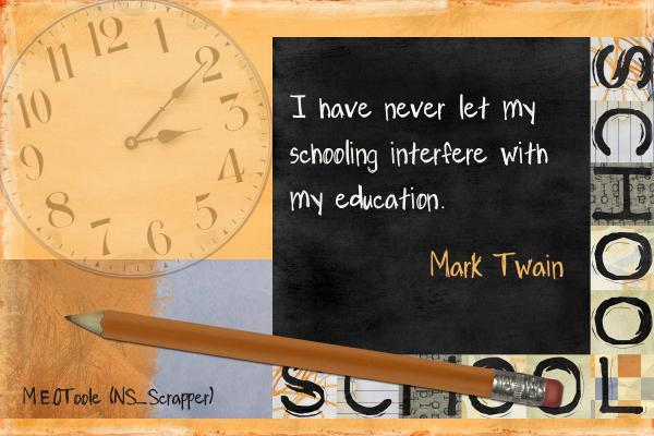 Quote Swap 2 - Education
