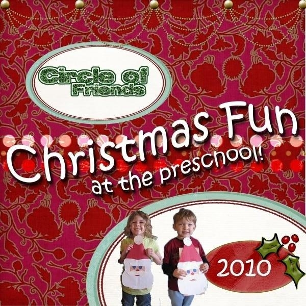 Thursday Challenge- Christmas Fun at the Preschool