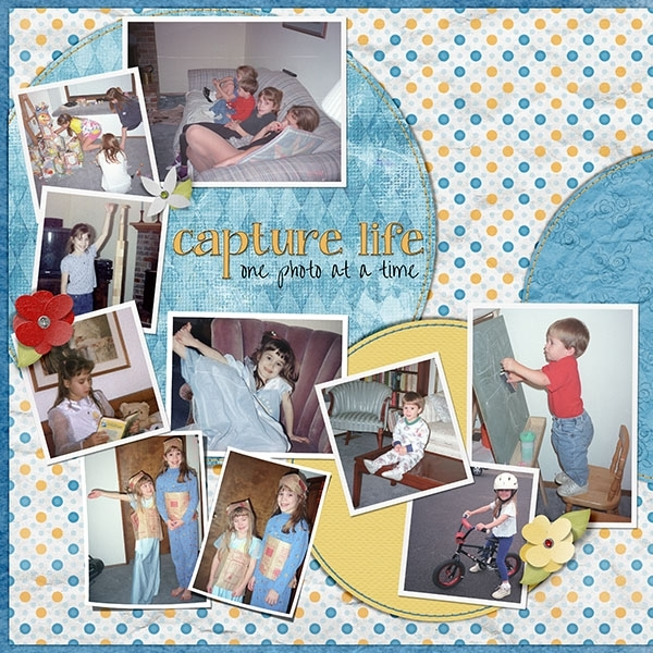 Capture Life - left