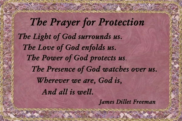 The Prayer for Protection