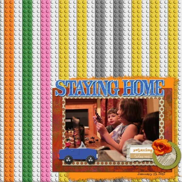 MESS/Masterpiece: Staying Home