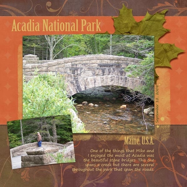 Monday Challenge 04/16/12 Acadia National Park