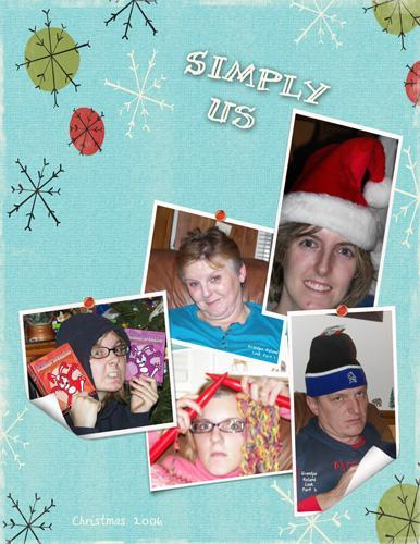 Simply Us - Christmas 2006