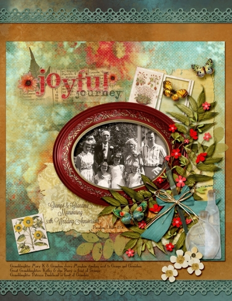TUESDAY FREEBIE 4/2 - Joyful Journey