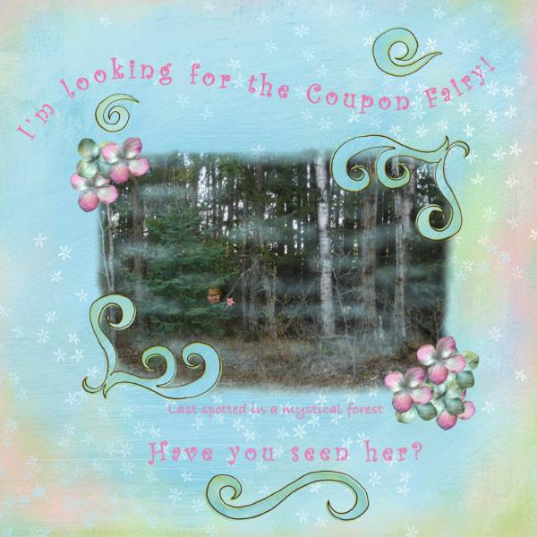 Coupon Fairy Hunt