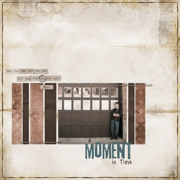Fri 1/13 challenge--A Moment in Time