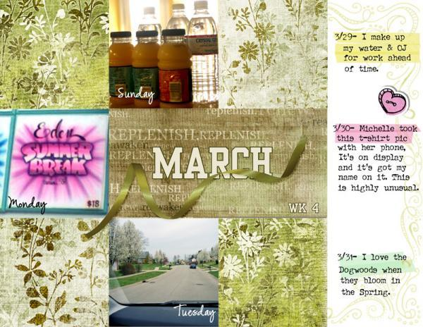 March Wk 4