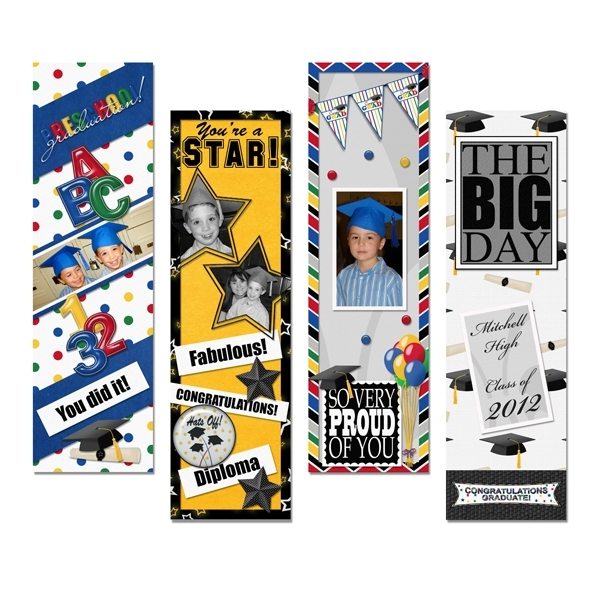Graduation Day Bookmarks