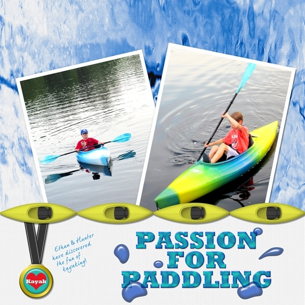 Passion For Paddling