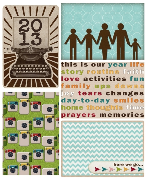 Project Life 2013 Title Page