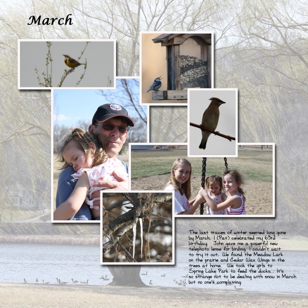 March Highlights Left Side