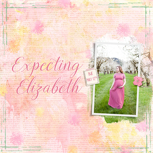 Expecting Elizabeth