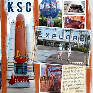 DSD Color Challenge -- Kennedy Space Center