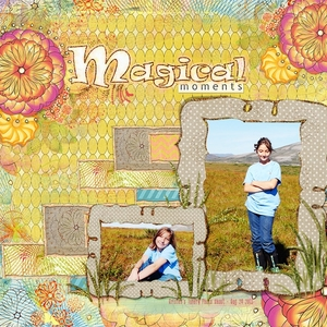 DSD_Quick & Easy Page_Magical Moments
