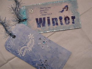 Hybrid Winter Tag