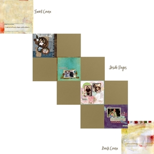 Accordion Album Layout