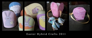 Easter Hybrid Projects