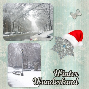 Winter Wonderland -- Friday 11-28-14 Freebie