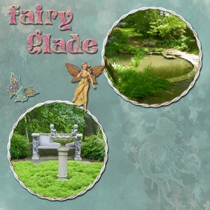 Fairy Glade -- Saturday 5-17-14 Challenge