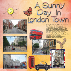 London Town Page 2