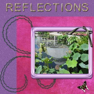 Staycation Fill Your Shopping Cart -- Conservatory Reflections