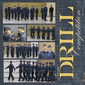 Drill Competition - Left