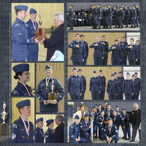 Drill Competition - Right