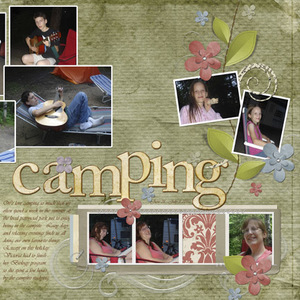 Camping - Right