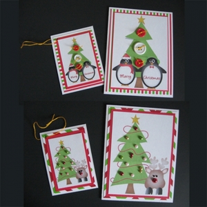 Christmas Card & Keepsake 2