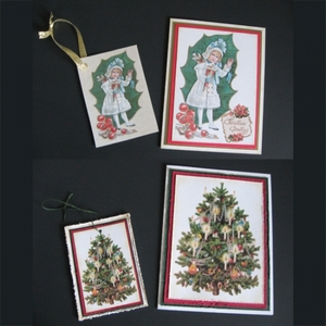 Christmas Card & Keepsake 1